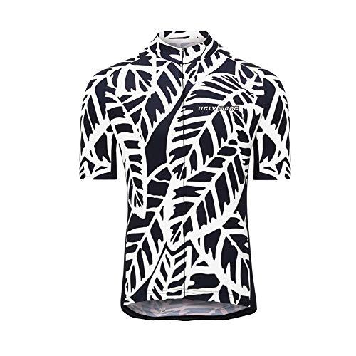 Uglyfrog Fahrradtrikot Kurzarm für Herren Cycling Jersey Radtrikot T Shirt Radsport