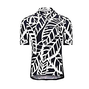 Uglyfrog Men Short Sleeves Cycling Jersey Bike Top Shorts Set