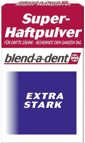 Blend-a-dent Super-Haftpulver Extra-Stark, 3er Pack (3 X 50 g)