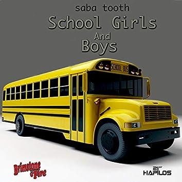 School Girls & Boys
