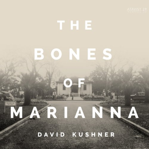 The Bones of Marianna audiobook cover art