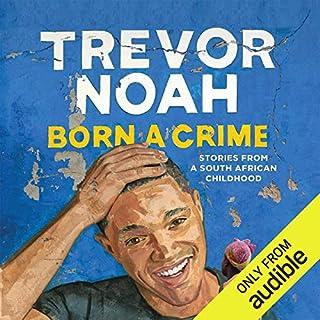 Born a Crime cover art
