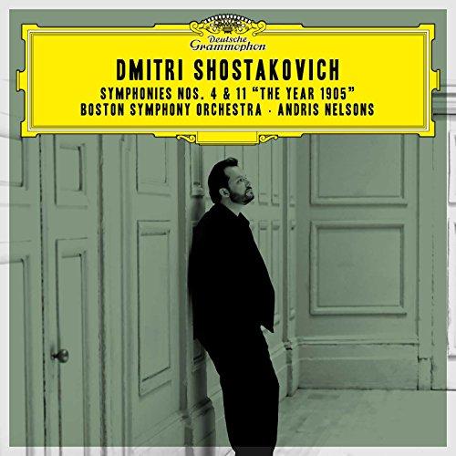 Shostakovich: Sinfonías No. 4 y 11