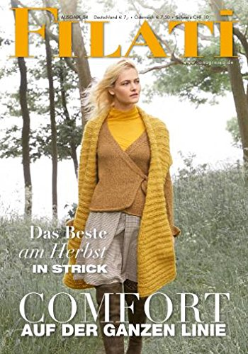 Lana Grossa Filati Magazin Ausgabe 54 Herbst/Winter 2017