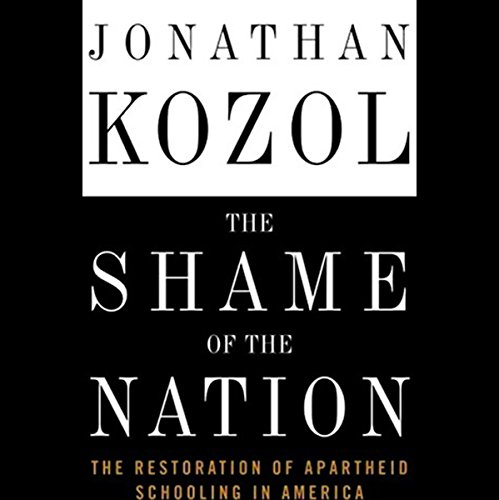 The Shame of the Nation audiobook cover art