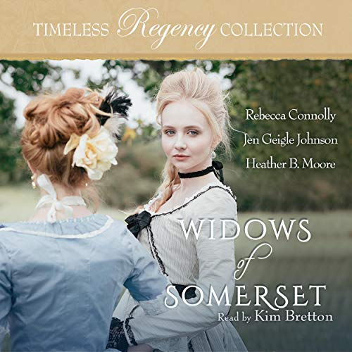 Couverture de Widows of Somerset
