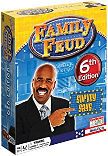 Family Feud 6th Edition Competition - Game Show Home Edition