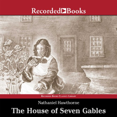 The House of Seven Gables audiobook cover art