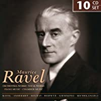 Portrait(Ravel) by Ravel (2011-12-06)