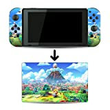Link's Awakening Game Skin for Nintendo Switch Console and Dock