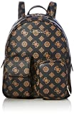 Guess Utility Vibe Backpack, Mujer, Brown, One Size