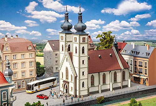 Faller FA130629 Stadtkirche Modellbausatz, verschieden