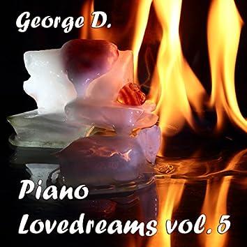 Piano Lovedreams, Vol. 5