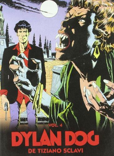 Dylan Dog 4 (Bonelly Dylan Dog Tiziano)