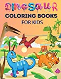 dinosaur Coloring books for kids: Dinosaur coloring books for kids: Amazing and cute pictures in large sizes, my first coloring book of iguanodon ... 6-8 for all kids (dinosaurs coloring book)