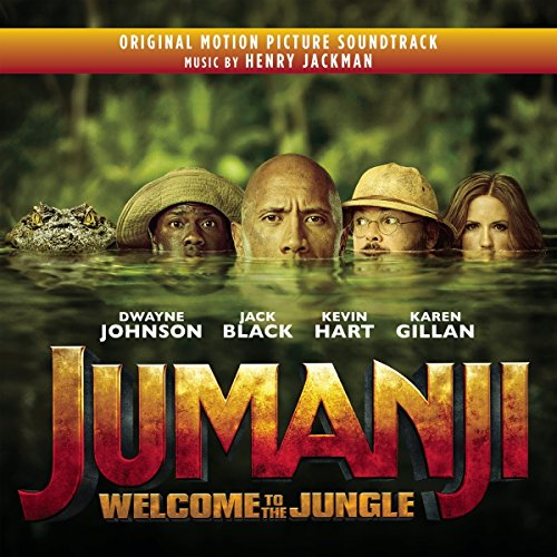 Jumanji: Welcome to The Jungle (Original Motion Picture Soundtrack)