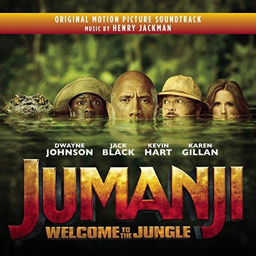 Price comparison product image Jumanji: Welcome to the Jungle (Original Motion Picture Soundtrack)