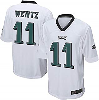 philadelphia eagles jersey white