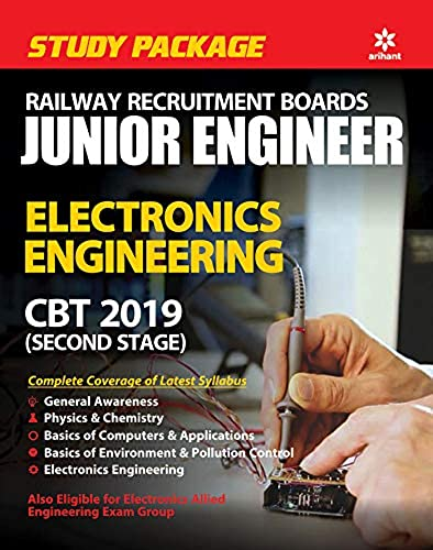 RRB JE Electronics Engineer 2019 2 Stage