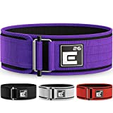 Self-Locking Weight Lifting Belt | Premium Weightlifting Belt for...