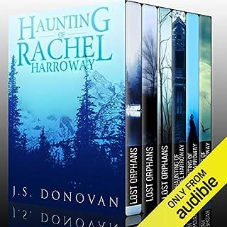 The Haunting of Rachel Harroway Super Boxset audiobook cover art
