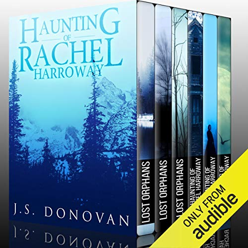 The Haunting of Rachel Harroway Super Boxset cover art