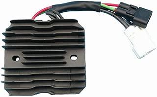 Tuzliufi Replace Voltage Regulator Rectifier Suzuki Boulevard C90 VL1500 C90T VL1500T M90 VZ1500 M109R M109 VZR1800 VZR VZ VL R 1500 1500T 1800 Burgman AN 650 AN650 32800-10G30 2011 2012-2018 New Z316