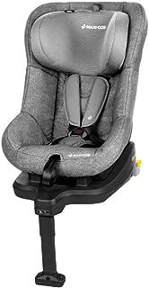 Maxi-Cosi TobiFix Kindersitz, mitwachsender ISOFIX Autositz mit 5 komfortablen Sitz- und Ruhepositionen, Gruppe 1 9-18 kg, nutzbar ab ca. 9 Monate bis ca. 4 Jahre, Nomad Grey