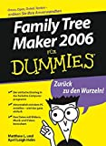 Family Tree Maker Fur Dummies