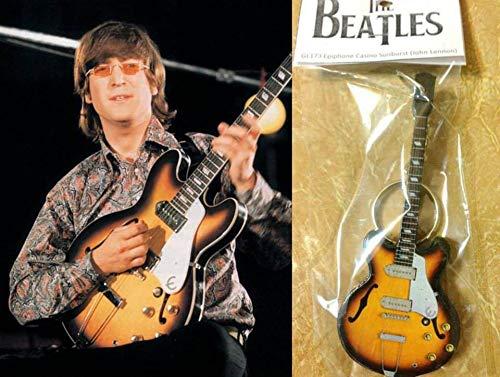 Keychain Guitarra Epiphone Casino John Lennon Los Beatles