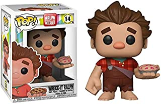 Funko Pop! Disney: Ralph Breaks The Internet - Wreck-it Ralph (Cherry Pie Exclusive) #14