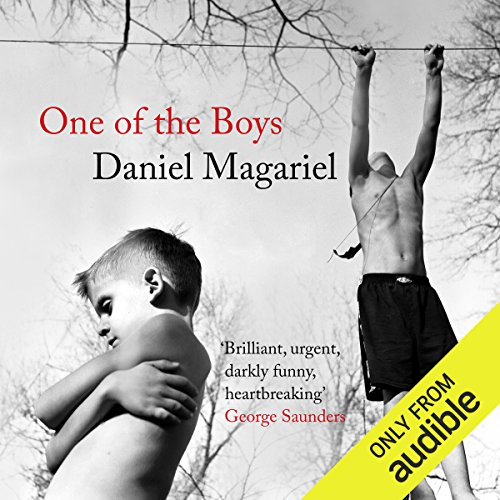 One of the Boys audiobook cover art