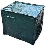 Buy-Safe Schutzhülle Haube für Gartenmöbel Gartengrill Garten-Geräte BBQ schnelltrocknend 80 x 90 x 80 cm