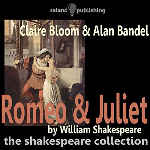 Romeo & Juliet audiobook cover art