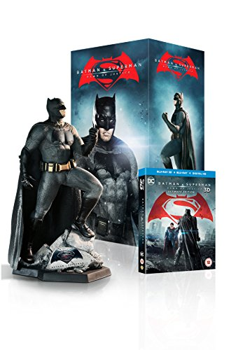 Batman v Superman: Dawn of Justice - Batman Statue Ultimate Edition [Limited Edition - Exclusive to Amazon.co.uk