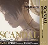 Kangta & Vanness 吳建豪 & 安七炫 : Scandal (慶功收藏版) (CD + DVD) (Taiwan Import)
