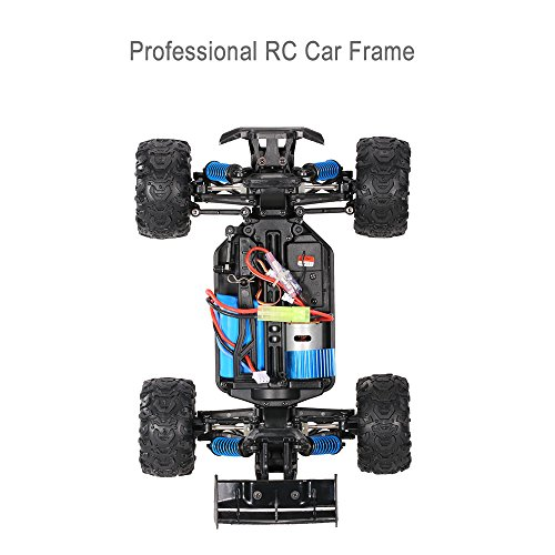 RC Auto kaufen Truggy Bild 4: Goolsky PXtoys NO.9302 Speed Pioneer 1:18 4WD Off Road Truggy High Speed RC Rennwagen RTR*