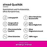 ahead® SHARP MIND    Konzentration & Gedächtnis - 7