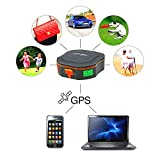 TKSTAR Portable Mini GPS Tracker Global Real-time Location SOS Waterproof Tracking Device