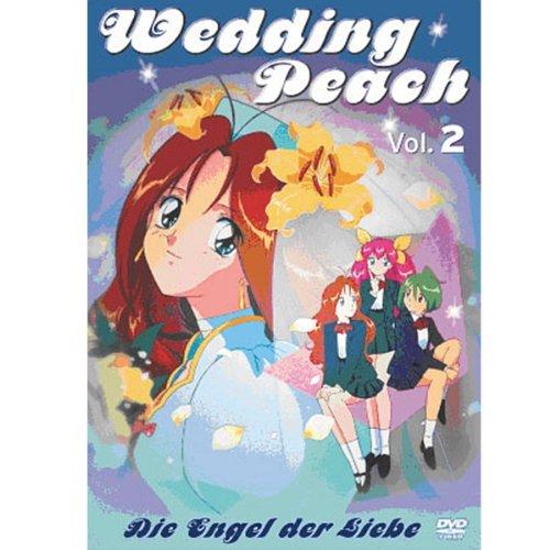 Wedding Peach Vol. 2 - Episode 7-11