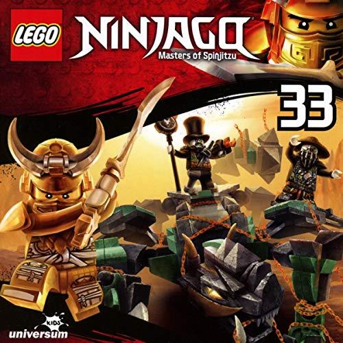 Ninjago - Hörspiel, Vol.33