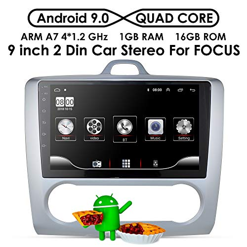 Android 9.0 en el Tablero 9