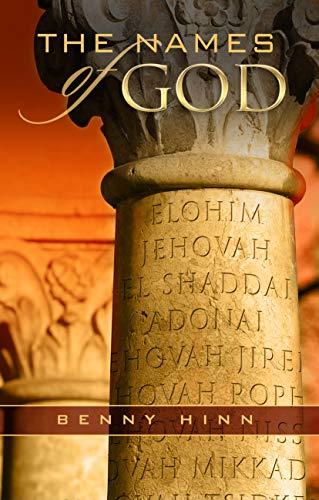 The Names of God (English Edition)