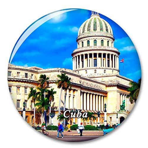 Cuba Imán de Nevera, imánes Decorativo, abridor de Botellas, Ciudad turística, Viaje, colección de Recuerdos, Regalo, Pegatina Fuerte para Nevera