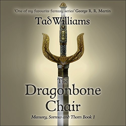 Couverture de The Dragonbone Chair
