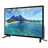 Gaeirt 1920 * 1080 Smart TV, 43'' TV de Biseles Ultra Estrechos HDR Conversión en Tiempo Real USB Decodificación de BLU-Ray TV Tecnología de Sonido Dolby Incorporada TV Digital(EU)
