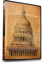 Constitutional Literacy DVD presented by Michael Farris