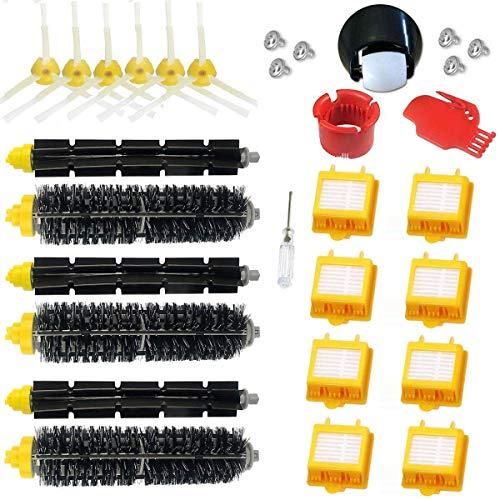 Supon Accesorios de repuestos de robot para robot 790 782 780 776 774 772 770 760 Juego de reemplazo de filtro de cepillo serie 700(00404)
