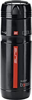 Elite 0122902 Super Byasi Water Bottle, Black