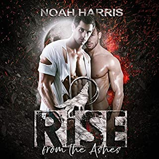 Rise from the Ashes audiobook cover art